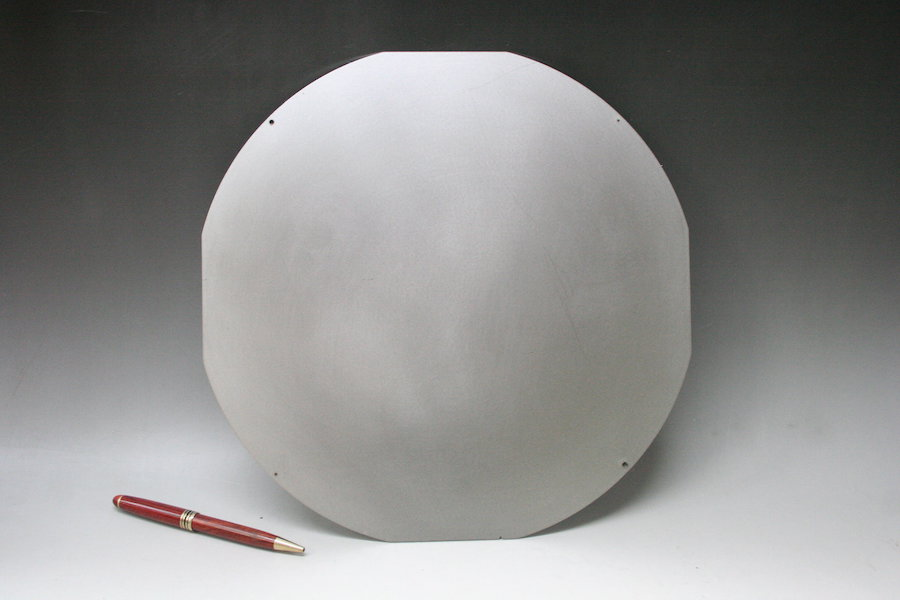 アルミ製シムプレート画像