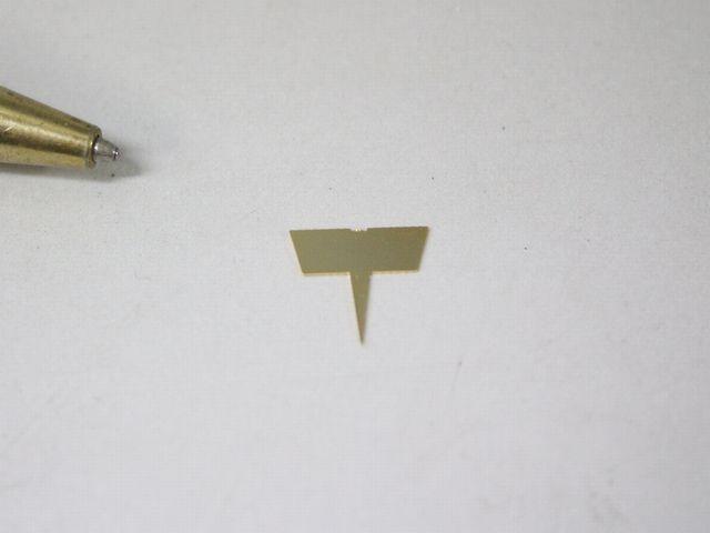シムスペーサー C2801(真鍮)t0.1画像