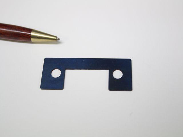 焼き入れリボン鋼t0.3 シムプレート(シム板)画像