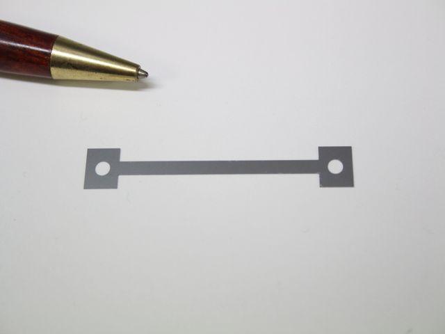SUS304 t0.1 シムプレート(シム板)画像