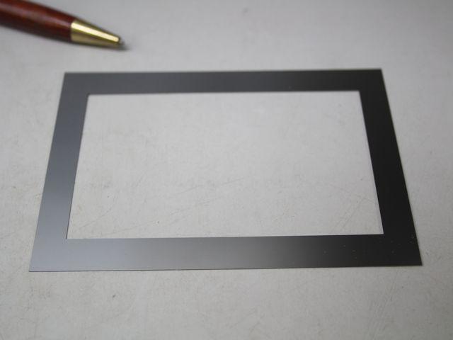 SUS304 t0.3 シムプレート画像
