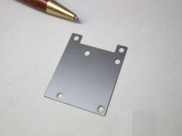 シムスペーサー SUS304 CSP t0.2画像