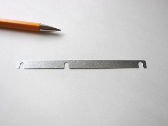産業機器用 ブリキ t0.5 シムプレート画像