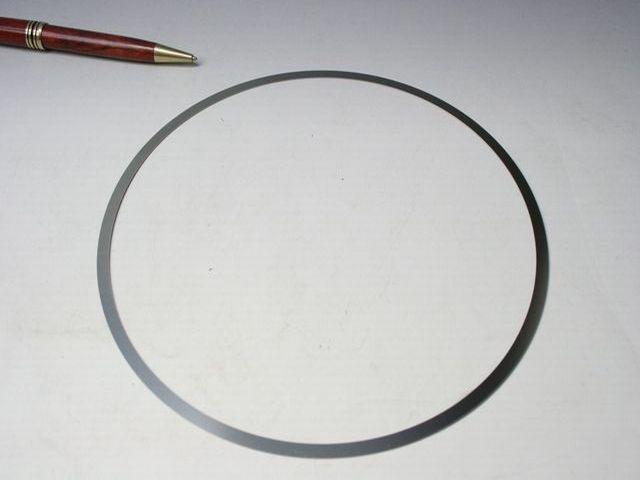 SUS304 t0.2 シムリング画像