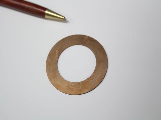 リン青銅 t0.2 シムリング画像