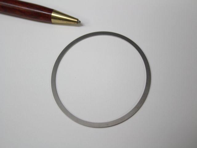 SUS304 t0.1 シムリング画像