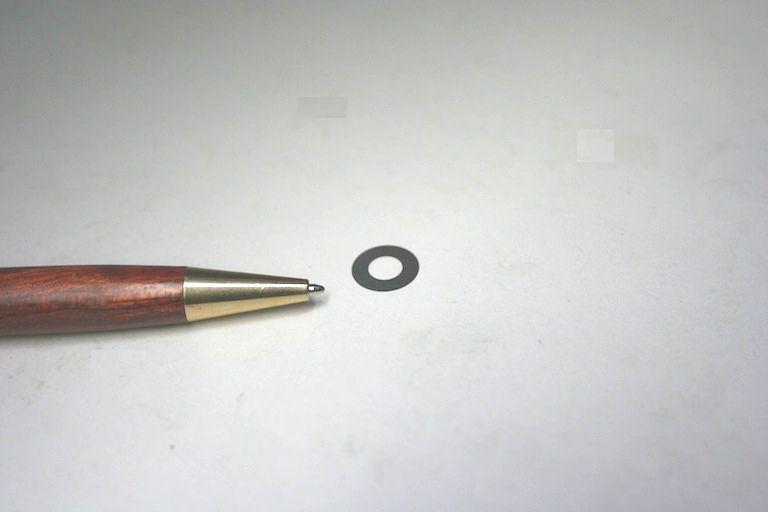 薄板シムリング(SUS304)画像