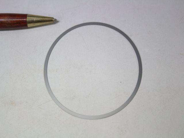 SUS304 φ110×φ100 シムリング画像