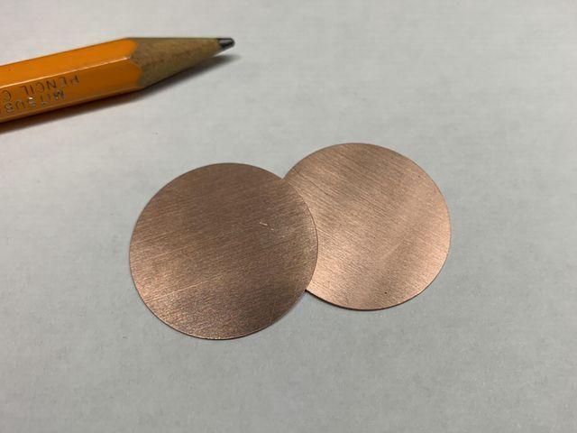 銅板 シム t0.2画像