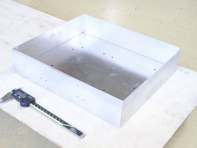 シールドボックスの製作1個から画像