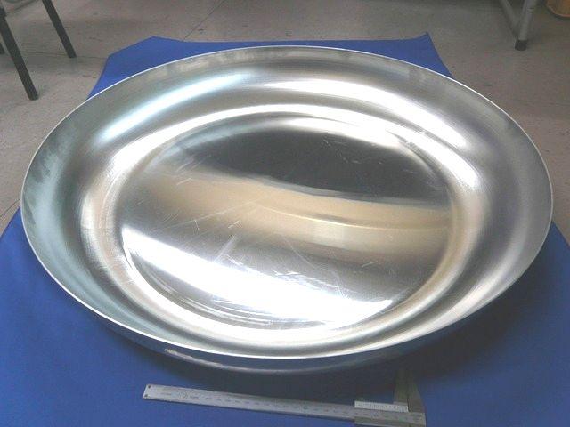 調剤用トレー(ヘラ絞り加工品)
