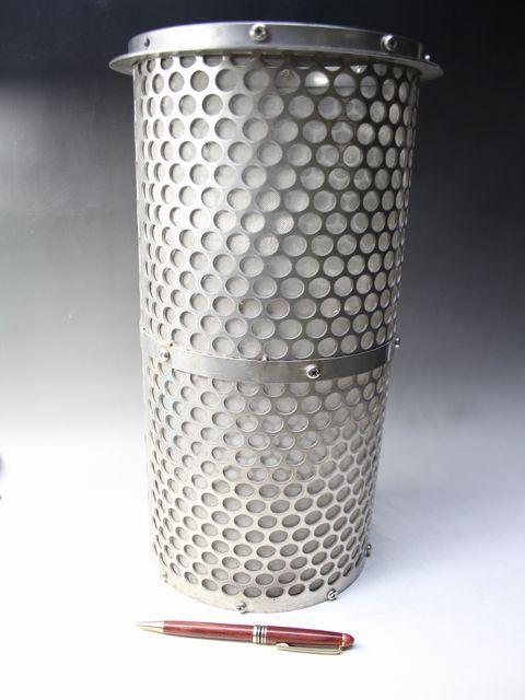 プラント機器用テンポラリーストレーナーメッシュ画像