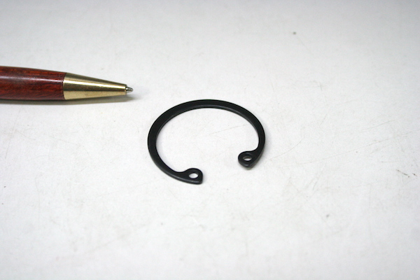 内径用スナップリング(止め輪)オーダー少量製作画像