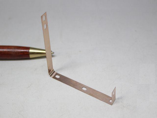 りん青銅接点バネ画像