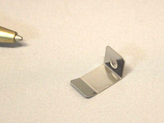 板バネ製作 金型レスで1個から画像