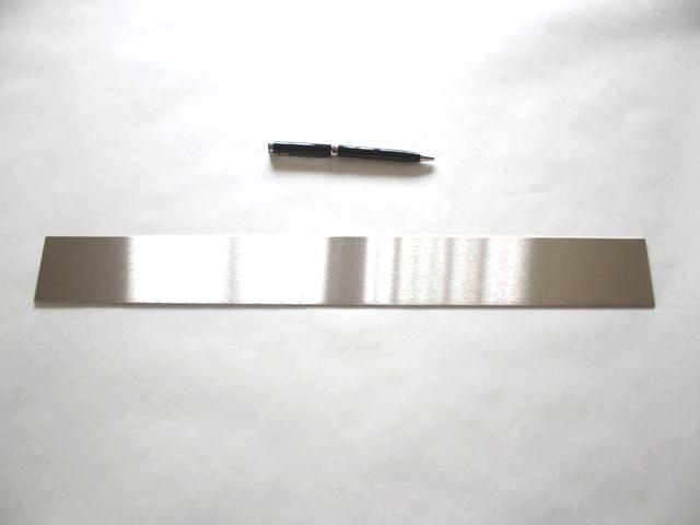 ステンレス板バネ材の販売画像