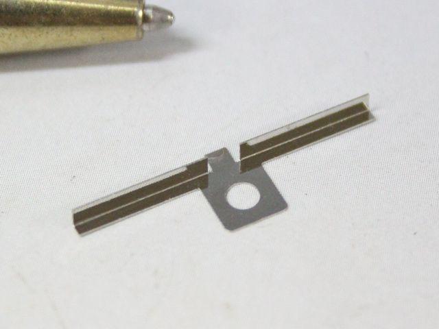 金型レス 精密板バネ製作