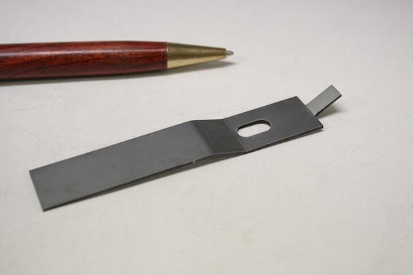 ベーナイト鋼 板バネ 金型レス製作画像
