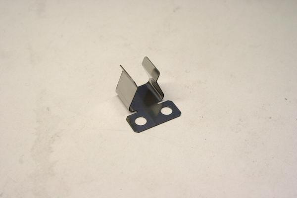 金属クリップ 試作品(少量生産)画像
