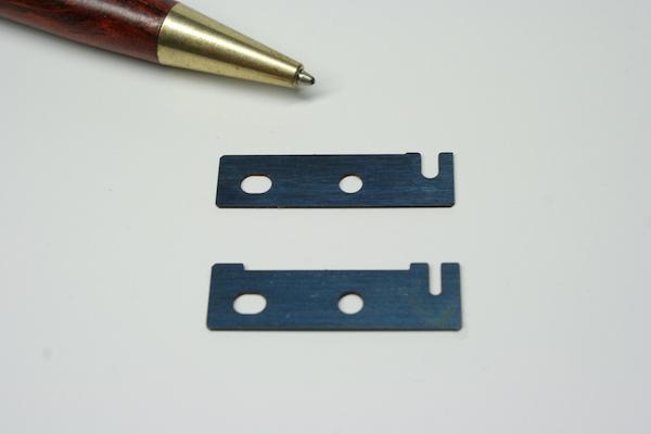 リボン鋼 シム・ライナーの少量製作画像