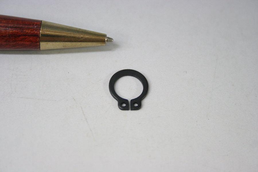 <受託製作専門>外径用Φ8.2スナップリングの少量製作画像