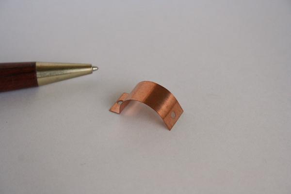 ベリリウム銅 接点バネ 試作・限定製作