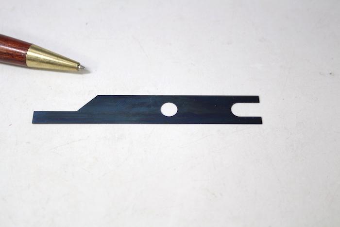 リボン鋼 板バネの少量製作画像