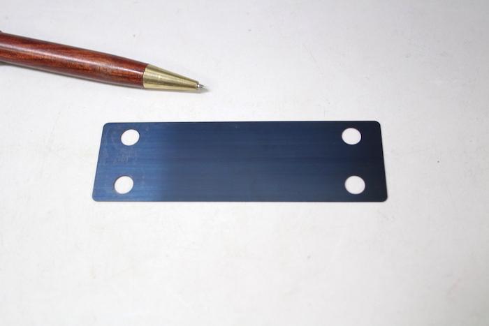 リボン鋼 平板バネ製作事例画像