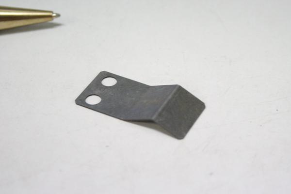 ベイナイト鋼 板ばね 試作画像
