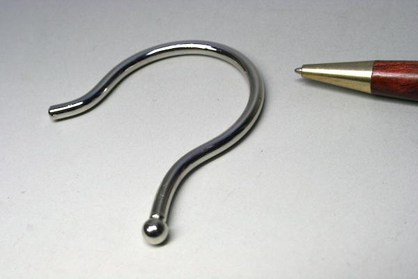 棒材(ロッド)の曲げ加工 少量製作画像
