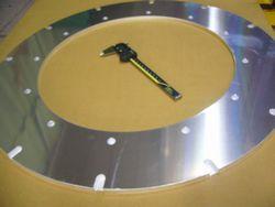 アルミスペーサー 板厚8mm