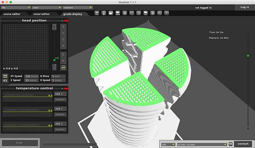 工業用3Dプリントを1個から画像