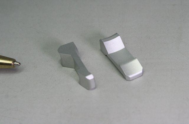 アルミ切削加工品を1個から画像
