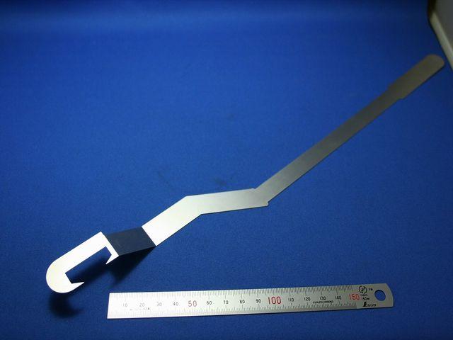 精密板金 試作品 SUS304H t0.3画像