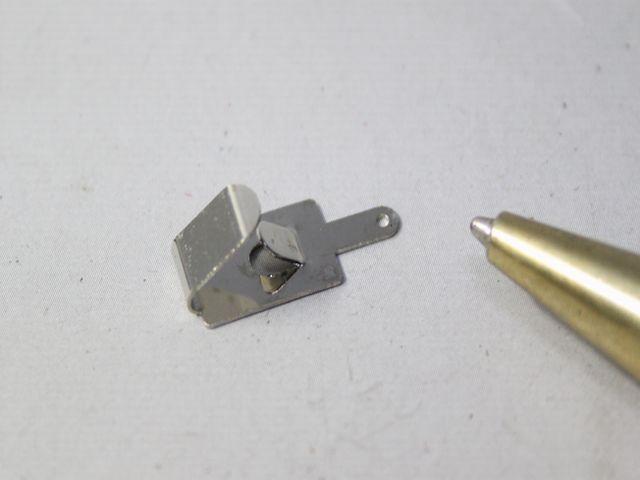 電池端子の特注製作1個から画像