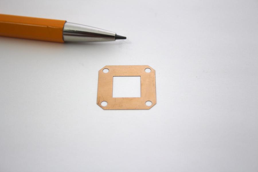 リン青銅 t0.1 (+0/-0.03) 高精度シムプレート
