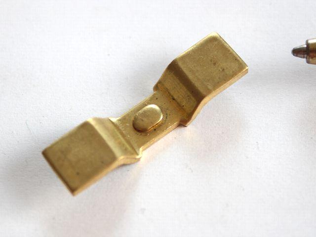 真鍮接点 試作・量産画像