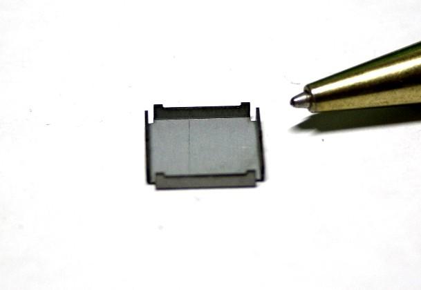 電気亜鉛メッキ鋼板t0.2 シールドケース画像