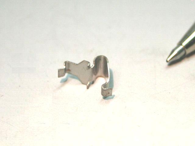 インコネルX-750 板バネ画像