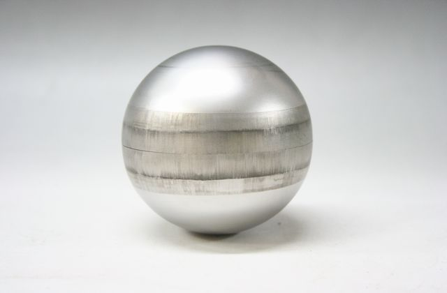φ76×t0.8 ステンレス球体画像