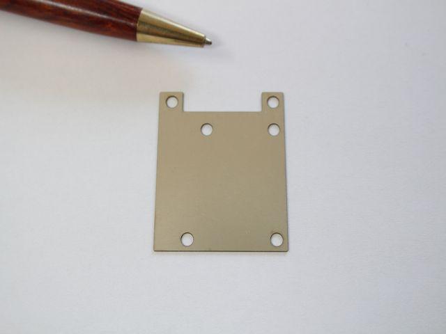 インコネル600 t0.2 シムプレート画像