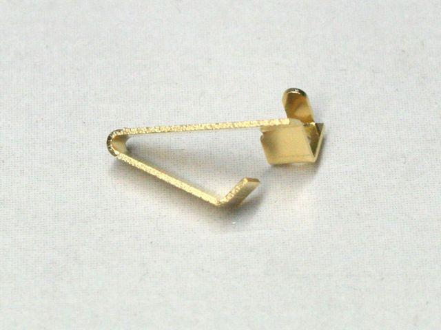 りん青銅接点バネ 金メッキ画像