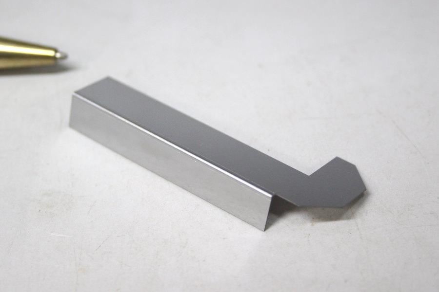 精密板金部品(SUS430 2B t0.3)画像