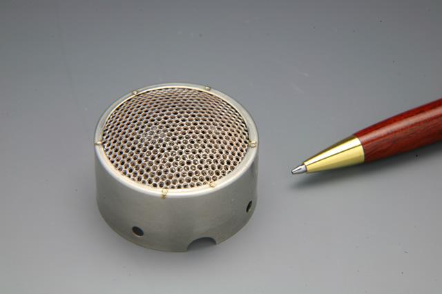 ヒーターキャップ(基盤製造装置部品)