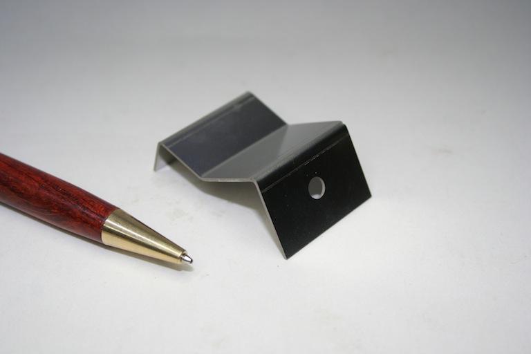 ステンレス製 板バネの試作品製作画像