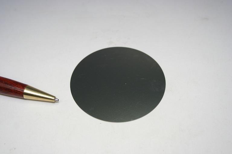 薄板シム(SUS316)試作画像