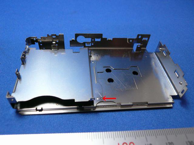 マイクロスポット溶接加工