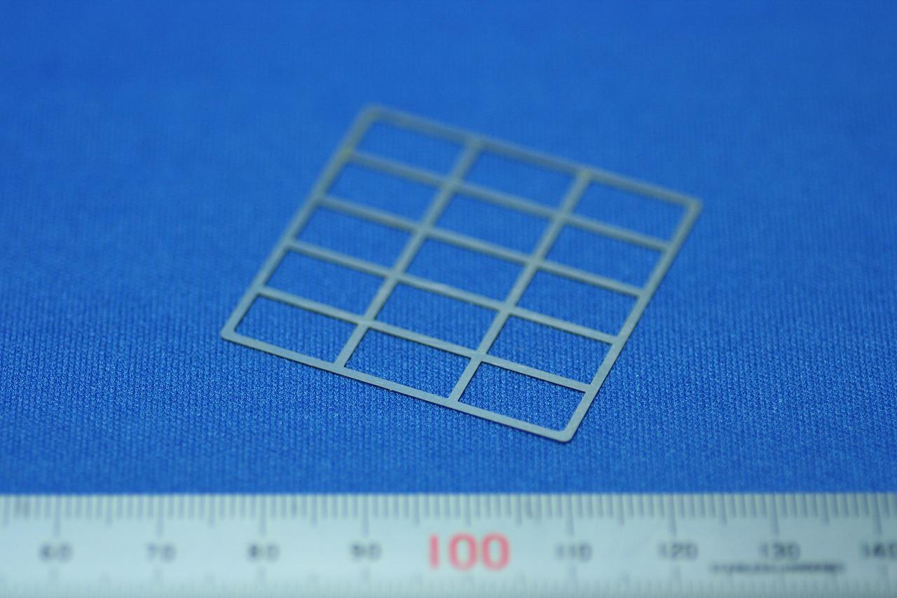 シム板(スペーサー) SUS304 1/2H  t0.1画像