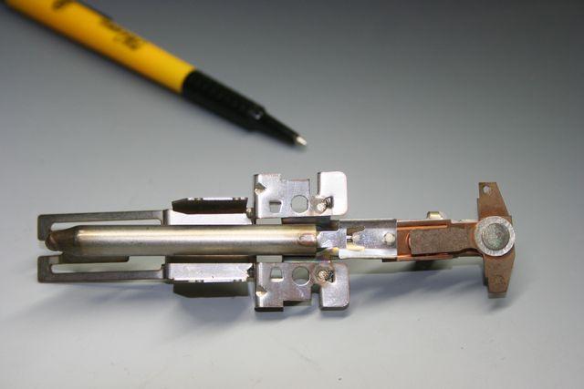 ホットプレート 電極試作画像