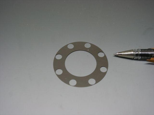 ガスケット シムリング SUS304 t0.2画像